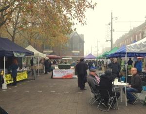 Farmer's Market Walthamstow