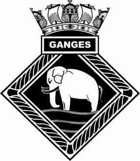 HMS Ganges